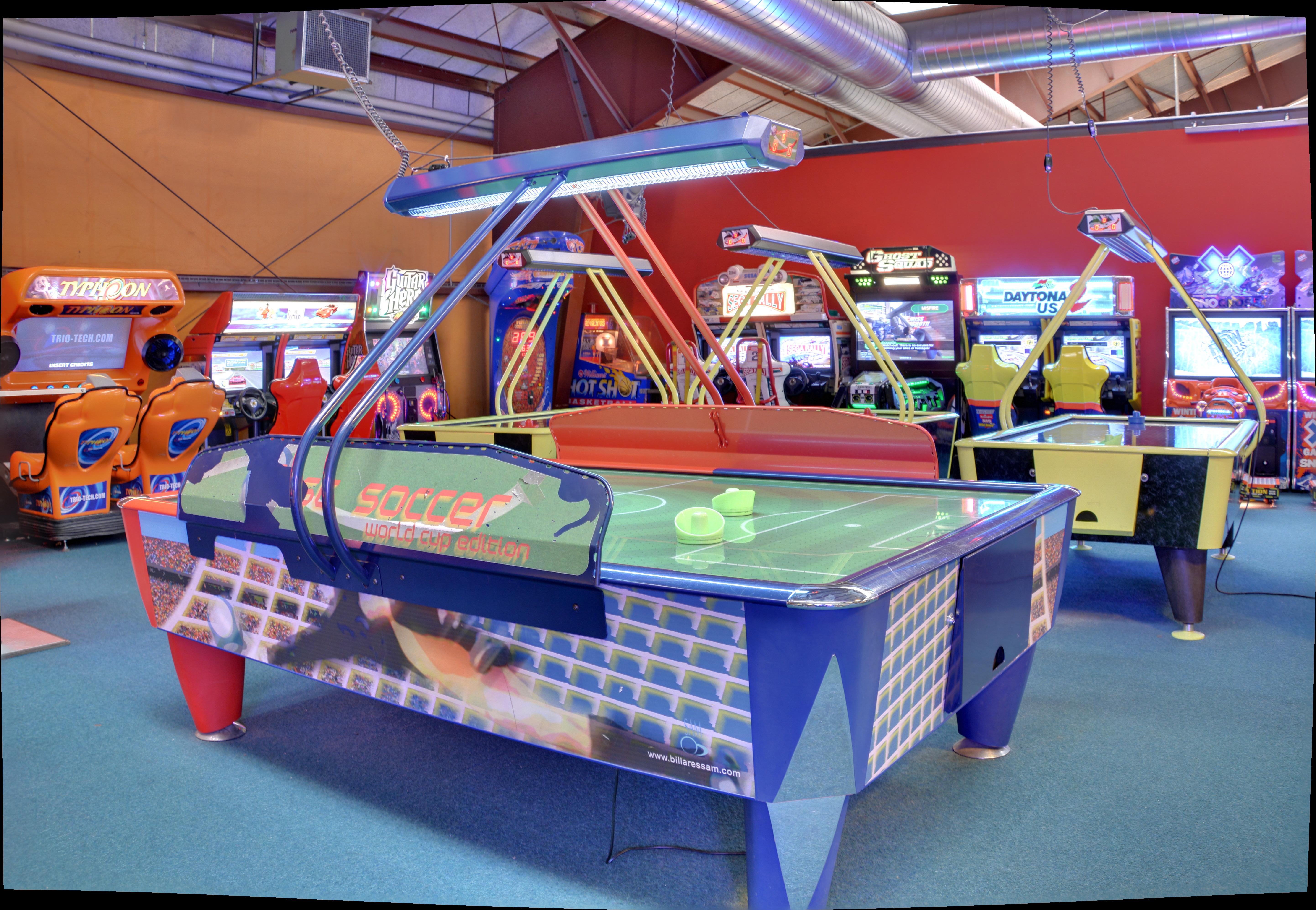 Jeux Electroniques Flipper Baby Foot Xl Bowling Le